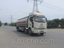 Luping Machinery LPC5311GYYC5 aluminium oil tank truck