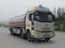 Luping Machinery LPC5312GRYC63 aluminium flammable liquid tank truck