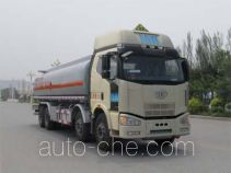 Luping Machinery LPC5313GRYC63 aluminium flammable liquid tank truck