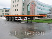 Luping Machinery LPC9380TJZP container carrier vehicle