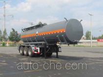 Luping Machinery LPC9400GFWS corrosive materials transport tank trailer