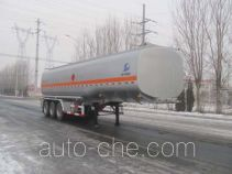 Luping Machinery LPC9402GRYS flammable liquid tank trailer
