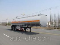 Luping Machinery LPC9404GYYS aluminium oil tank trailer