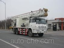 Laoan LR5255TZJ drilling rig vehicle