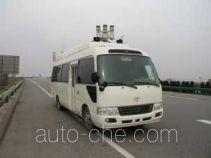 骊山牌LS5050TZC型通信指挥车