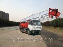 Lishan LS5240TXJ well-workover rig truck