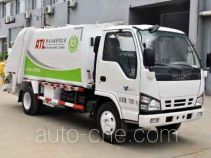 Xuhuan LSS5073ZYS garbage compactor truck
