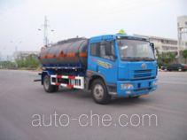 Lushi LSX5163GHYH chemical liquid tank truck