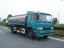 Lushi LSX5164GHY chemical liquid tank truck