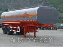 Lushi LSX9340GHY полуприцеп цистерна для химических жидкостей