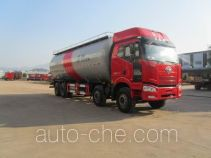 Nanming LSY5310GFLCA low-density bulk powder transport tank truck