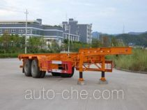 Nanming LSY9353TJZ container transport trailer