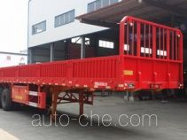 Nanming LSY9400LWY bottled dangerous goods trailer
