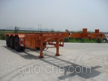 Nanming LSY9400TJZ container transport trailer