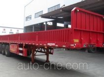 Nanming LSY9401LWY bottled dangerous goods trailer