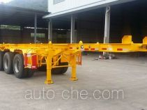 Nanming container transport trailer