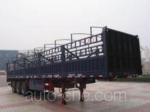 Dongfanghong LT9381CSY полуприцеп с решетчатым тент-каркасом