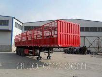 Dongfanghong LT9400CXYDY полуприцеп с решетчатым тент-каркасом