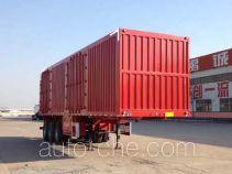 Xianpeng LTH9400XXY box body van trailer