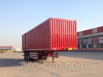 Xianpeng LTH9401XXY box body van trailer