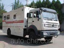 Lantong LTJ5121TBC control and monitoring vehicle