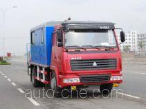 Lantong LTJ5140TJG35 well flushing fluid supply truck