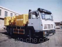 Lantong LTJ5220TYL40 fracturing truck