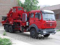 Lantong LTJ5240THS210 sand blender truck