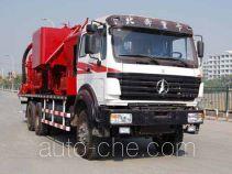 Lantong LTJ5250TGJ40 cementing truck
