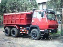 Lantong LTJ5250TSS fracturing sand dump truck
