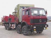 Lantong LTJ5290TYL105 fracturing truck