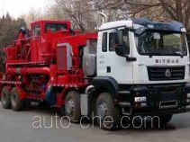 Lantong LTJ5300THS360 sand blender truck