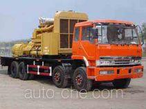 Lantong LTJ5300TYL105 fracturing truck