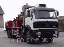 Lantong LTJ5302TYL140 fracturing truck