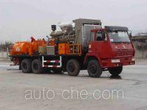 Lantong LTJ5310TYL105 fracturing truck