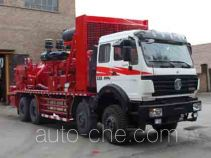 Lantong LTJ5310TYL200 fracturing truck