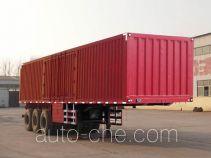 金线岭牌LTY9402XXY型厢式运输半挂车