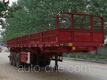 金线岭牌LTY9402Z型自卸半挂车