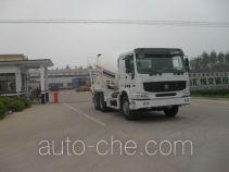 昊统牌LWG5251GJB型混凝土搅拌运输车