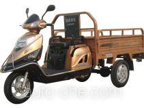 隆鑫牌LX110ZH-21B型载货正三轮摩托车