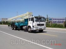 Xinghua LXH5240THB concrete placing boom truck
