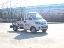 Jinwan LXQ5020ZXXSQR detachable body garbage truck