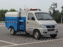Jinwan LXQ5020ZZZEV1 electric self-loading garbage truck