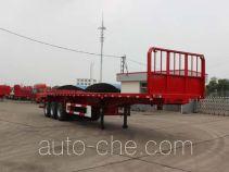 Jinwan LXQ9401ZZXP flatbed dump trailer