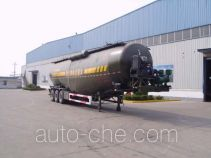 Jinwan LXQ9409GFL low-density bulk powder transport trailer