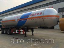 Luxi LXZ9400GYQA liquefied gas tank trailer
