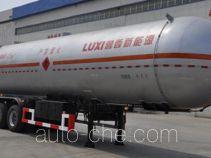Luxi LXZ9400GYQX liquefied gas tank trailer