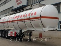 Luxi LXZ9401GRY flammable liquid tank trailer