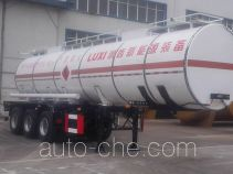 Luxi LXZ9402GRY flammable liquid tank trailer