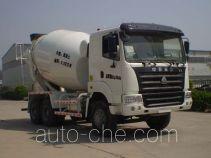 粱锋牌LYL5252GJB型混凝土搅拌运输车